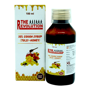 Cough Syrup Herbal 100Ml