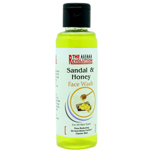Face Wash Sandal & Honey 1+1