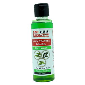 Face Wash Neem T Tree Basil 1+1